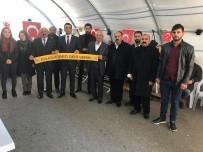 TİMSAH - Mardin Ve Şırnak'tan Evlat Nöbetindeki Ailelere Destek