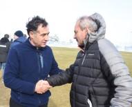 DIYARBAKıRSPOR - Necdet Gümüşenek, BB Erzurumspor'da Altyapı Sportif Direktörü Oldu