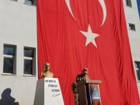 VEYSEL KARANI - Siirt'te Teröristlerin Şehit Ettiği 8 Güvenlik Korucusu, Törenle Anıldı