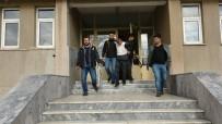 ÇALıKUŞU - Sokak Ortasındaki Cinayetin Zanlısı Tutuklandı