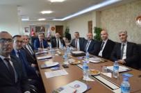 SÜLEYMAN ÖZDEMIR - TÜB 16. Üst Kurul Toplantısı ÇOMÜ'de Yapıldı