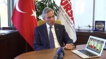 TÜRKIYE SEYAHAT ACENTALARı BIRLIĞI - TÜRSAB Başkanı Bağlıkaya, AA'nın 'Yılın Fotoğrafları' Oylamasına Katıldı