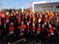 TÜRK EĞITIM VAKFı - Yeşim Koşu Takımı Bu Yıl Da Liderliğini Sürdürdü