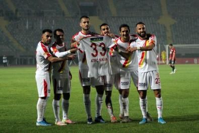 Ziraat Türkiye Kupası Açıklaması Göztepe Açıklaması 2 - Fatih Karagümrük Açıklaması 1