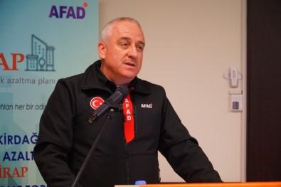 AFAD Başkan Yardımcısı Palakoğlu Açıklaması 'Afet Ülkesinde Yaşıyoruz'