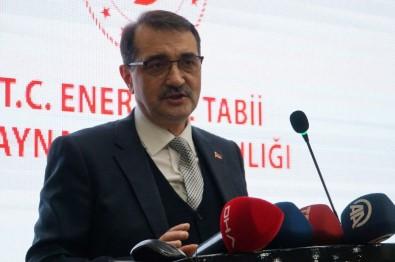 Bakan Dönmez Açıklaması 'Hedefimiz Bağımsız Enerji Güçlü Türkiye'dir'