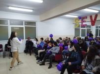 ERASMUS - Burhaniye'de Öğrencilere Motivasyon Eğitimi