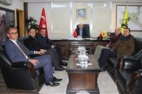 GAYRETTEPE - Dedeman Otelleri Genel Müdürlerinden Başkan Pekmezci'ye Ziyaret