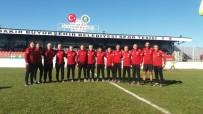 AHMET CEYHAN - Diyarbakır'da U14 Milli Takım Seçmeleri Yapıldı
