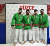 HASAN CAN - Diyarbakırlı İki Sporcudan Gümüş Madalya