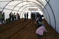 Dursunbey YBO'da Tarım Uygulamaları Atölyesi Kuruldu