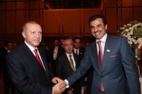 KATAR EMIRI - Erdoğan, Kuala Lumpur'da Liderler Toplantısı'na Katıldı