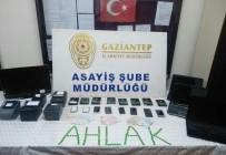 SİM KART - Gaziantep'te Yasa Dışı Bahis Operasyonu Açıklaması 12 Gözaltı
