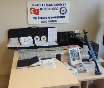 İslahiye'de Tefeci Operasyonu Açıklaması 31 Gözaltı