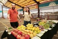 HİLELİ GIDA - Organik Pazar Müşterilerini Bekliyor