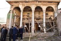 TARİHİ MEKAN - Soma'daki Ecdat Yadigarı Eserler Onarılıyor