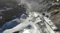 KARAYOLU TÜNELİ - Tamamlandığında Türkiye'nin En Uzun, Dünyanın 2. En Uzun Tüneli Olacak