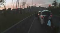 KADIN DOKTOR - Trafik Magandaları Kadın Doktora Saldırdı