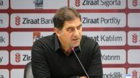 ÜNAL KARAMAN - Ünal Karaman Açıklaması 'Futbolun Doğrularını Yapmaya Çalıştık'