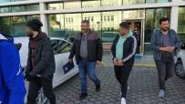 BELLEK - Yasa Dışı Bahisten 4 Kişi Adliyeye Sevk Edildi