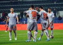 ROBİNHO - Ziraat Türkiye Kupası Açıklaması Medipol Başakşehir Açıklaması 2 - Hekimoğlu Trabzon FK Açıklaması 0 (Maç Sonucu)