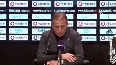 Abdullah Avcı Açıklaması 'Beşiktaş'ın Karakterinde İsyan Vardır'