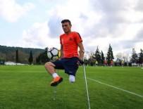 AMPUTE MİLLİ TAKIMI - Ampute futbol hayatını değiştirdi
