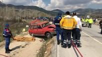MEHMET ŞAHIN - Burdur'da 2 Kişinin Ölümüyle Sonuçlanan Kazanın Dava Sonucu Aileyi İsyan Ettirdi