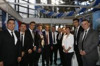 ALTINPARK - Büyükşehir Ankara'da Aydın'ı Tanıttı