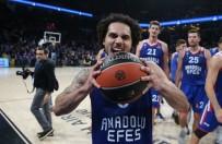 EUROLEAGUE - Euroleague'de Kasım Ayının MVP'si Larkin