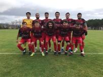 Isparta Emrespor'dan Gol Şov Açıklaması 7-0