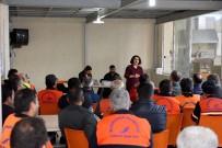 KAZIM ÖZALP - Muratpaşa Belediyesi'nden Erkeklere Eğitim