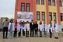 BRAGA - Oltu Nenehatun Mesleki Teknik Anadolu Lisesi Öğrencileri Avrupa Yolcusu