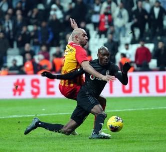 Süper Lig Açıklaması Beşiktaş Açıklaması 3 - İ.M. Kayserispor Açıklaması 0 (İlk Yarı)