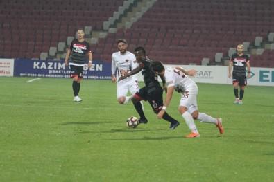 TFF 1. Lig Açıklaması Balıkesirspor Açıklaması 0 - Hatayspor Açıklaması 1