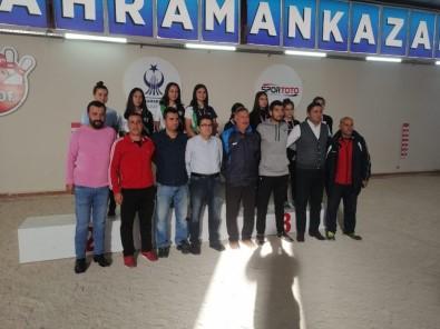 Toroslar Belediyesi Bocce Takımı, Genç Kadınlarda Türkiye Şampiyonu Oldu