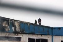 BEYKÖY - Yangın Sonrası Felaketin Boyutu Gün Ağarınca Ortaya Çıktı