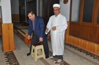 RAMAZAN YıLDıRıM - Camilerdeki Tabureler Kaldırılıyor