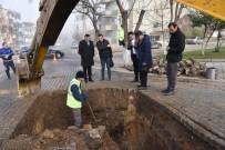 BÜLENT ÖZ - Çan'da Su Kaçakları Tamir Edilerek Karşıyaka Mahallesine Su Verildi