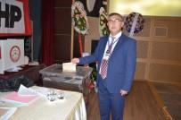 CHP Kırkağaç'ta Yeni Başkan Özcan Kaçar