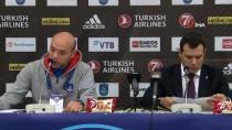 EUROLEAGUE - Dimitris Itoudis Açıklaması 'Geri Gelmeyi Başardığımız Bir Maç Oldu'