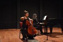 ALEYNA - Doç. Dr. Yury Semenov'un Öğrencilerinden Viyolonsel Konseri