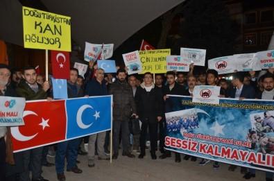 Doğu Türkistan İçin 'Sessiz Çığlık'