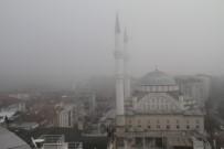 HAVA ULAŞIMI - Elazığ'da 3 Gündür Devam Eden Yoğun Sis Hava Ulaşımını Da Etkiliyor