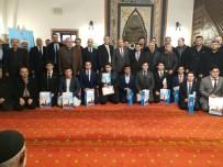 ÇALıKUŞU - 'Hutbe Okuma' Yarışması Çorum Finali Yapıldı