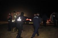 İstanbul Terkos Gölü'nde Kayık Alabora Oldu Açıklaması 3 Kişi Kayıp Oldu
