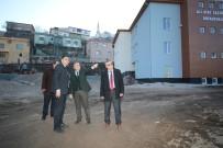 ALİ ATAY - Kentsel Dönüşüm Projesi Modern Sosyal Donatılarıyla Yükseliyor