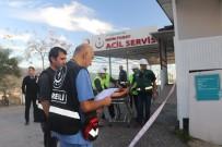 TÜP PATLAMASI - Marmaris Devlet Hastanesi'ndeki Tatbikat Başarı İle Gerçekleştirildi