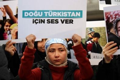 Sakarya'dan Doğu Türkistan'daki Zulme Tepki