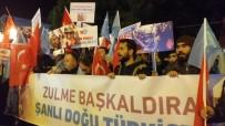 YıLMAZ BÜYÜKERŞEN - Tekirdağ'da Çin'in Doğu Türkistan'da İnsan Hakları İhlallerine Karşı Yürüyüş Düzenlendi